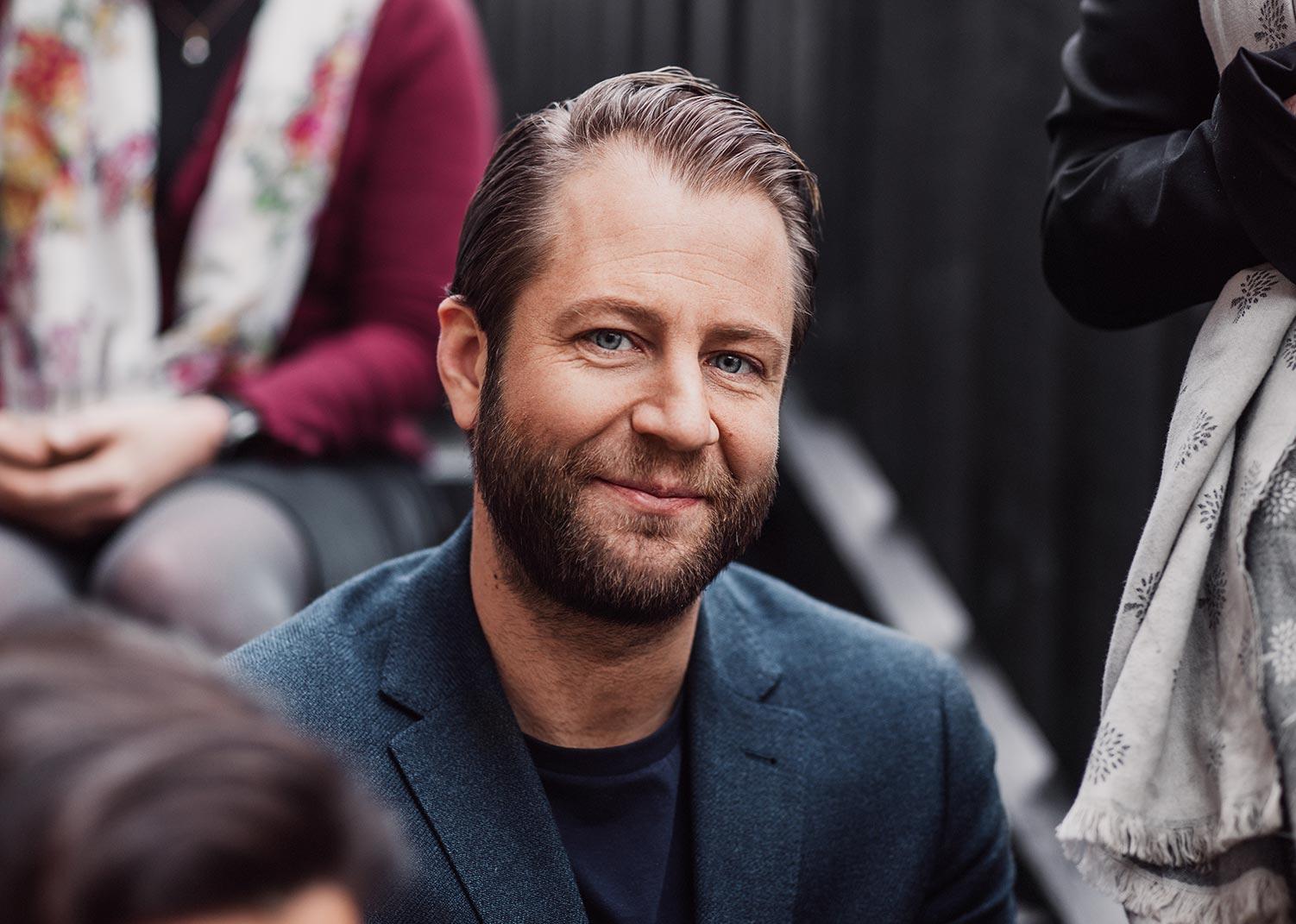 Axel Johnson, Controller och ekonomiansvarig på Identx