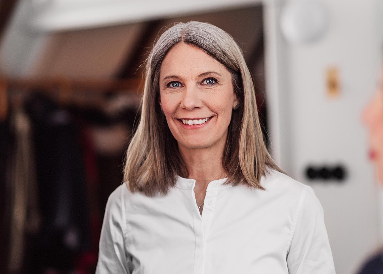 Cecilia Nordström, AD och grafisk formgivare på Identx