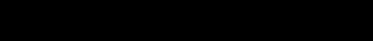 Logotyp för Combitech, svartvit