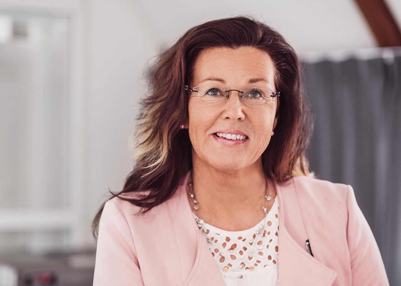Fia Jerdhaf, varumärkeskonsult på Identx