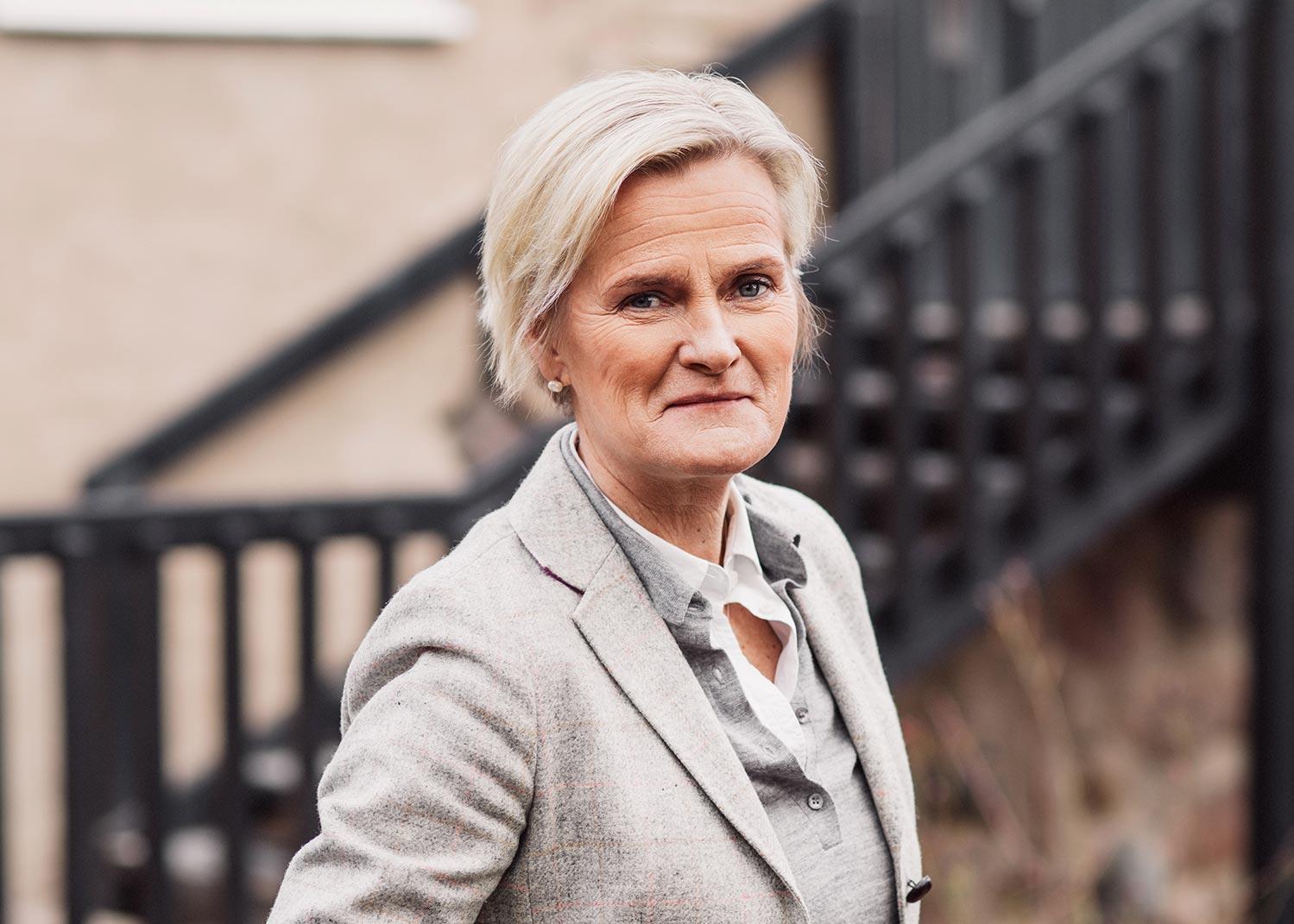 Karin Ljungmark Malmström, VD och partner på Identx