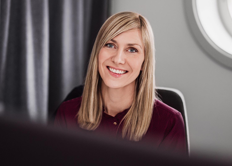 Linda Olofsson, Varumärkeskonsult på Identx