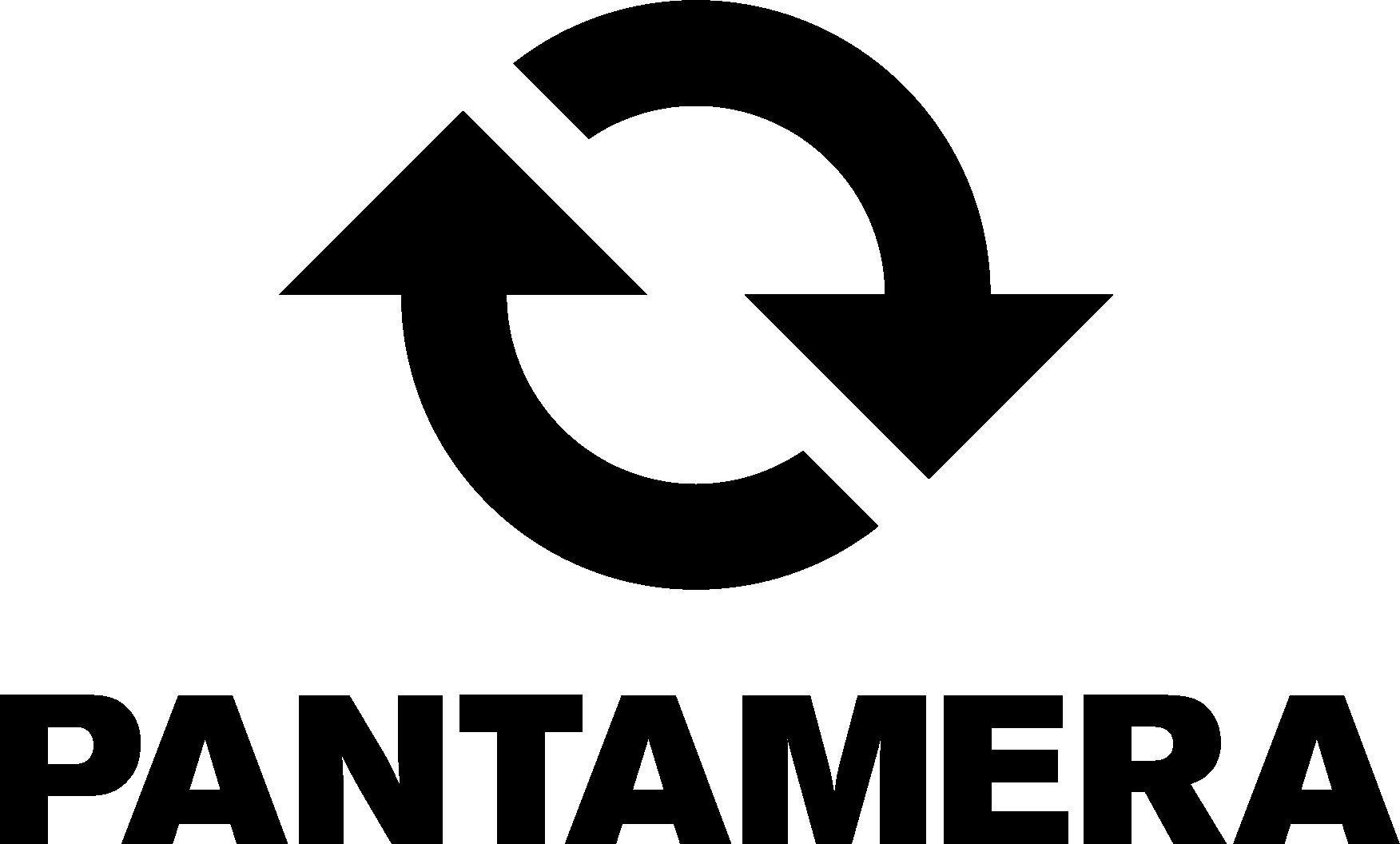 Pantamera logotyp