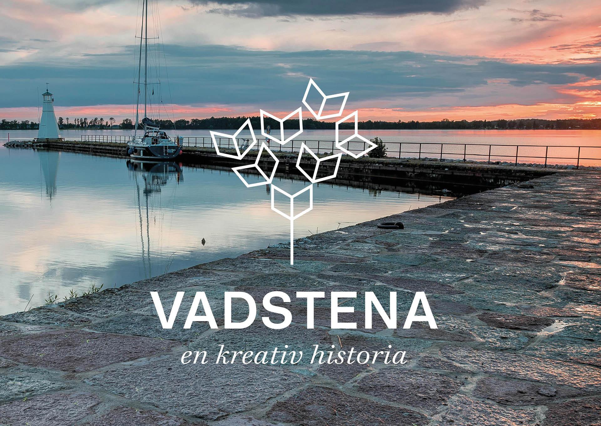 Logotyp för plasten Vadstena, framtagen av Identx