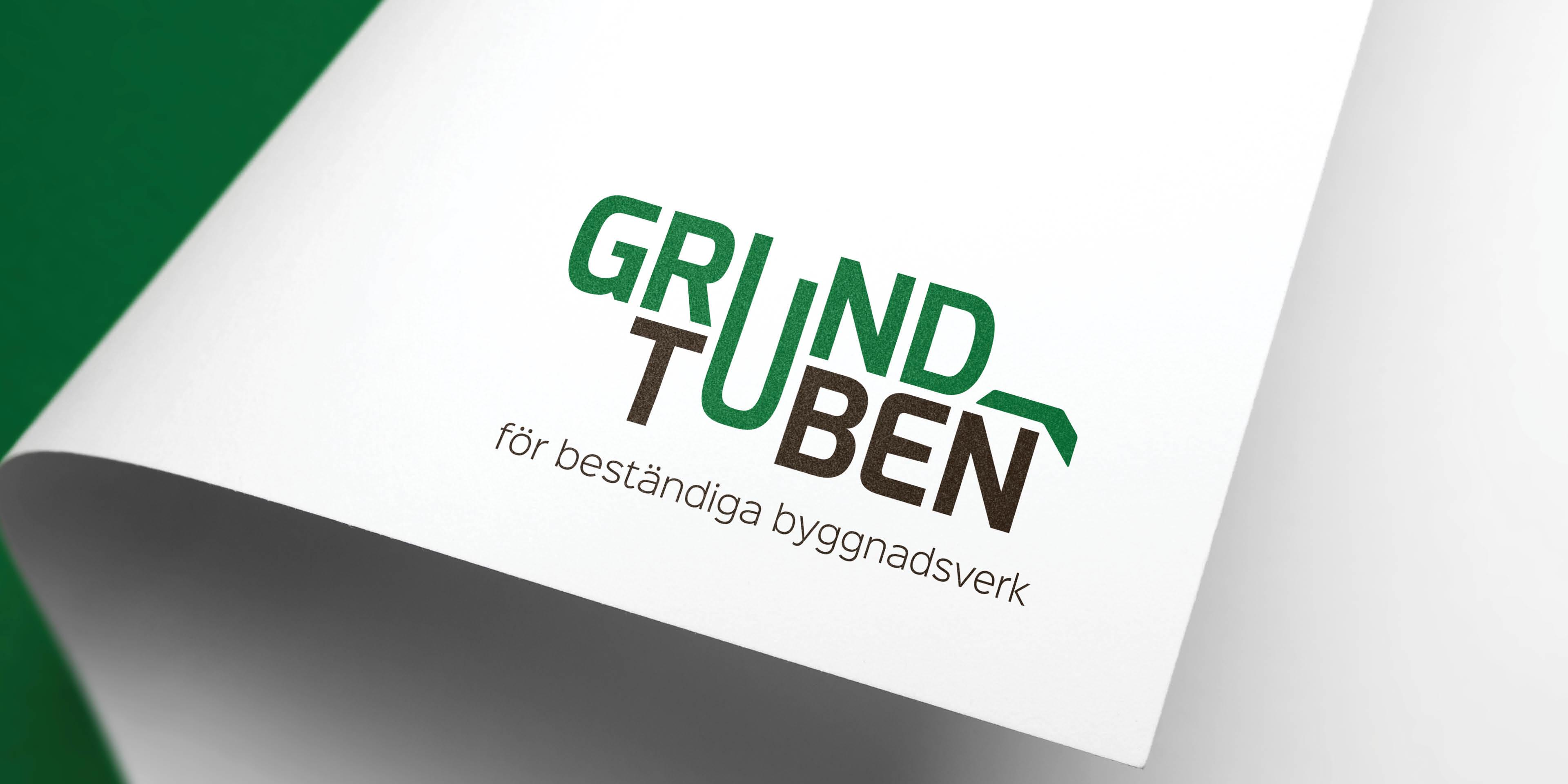 Logotyp för Grundtuben