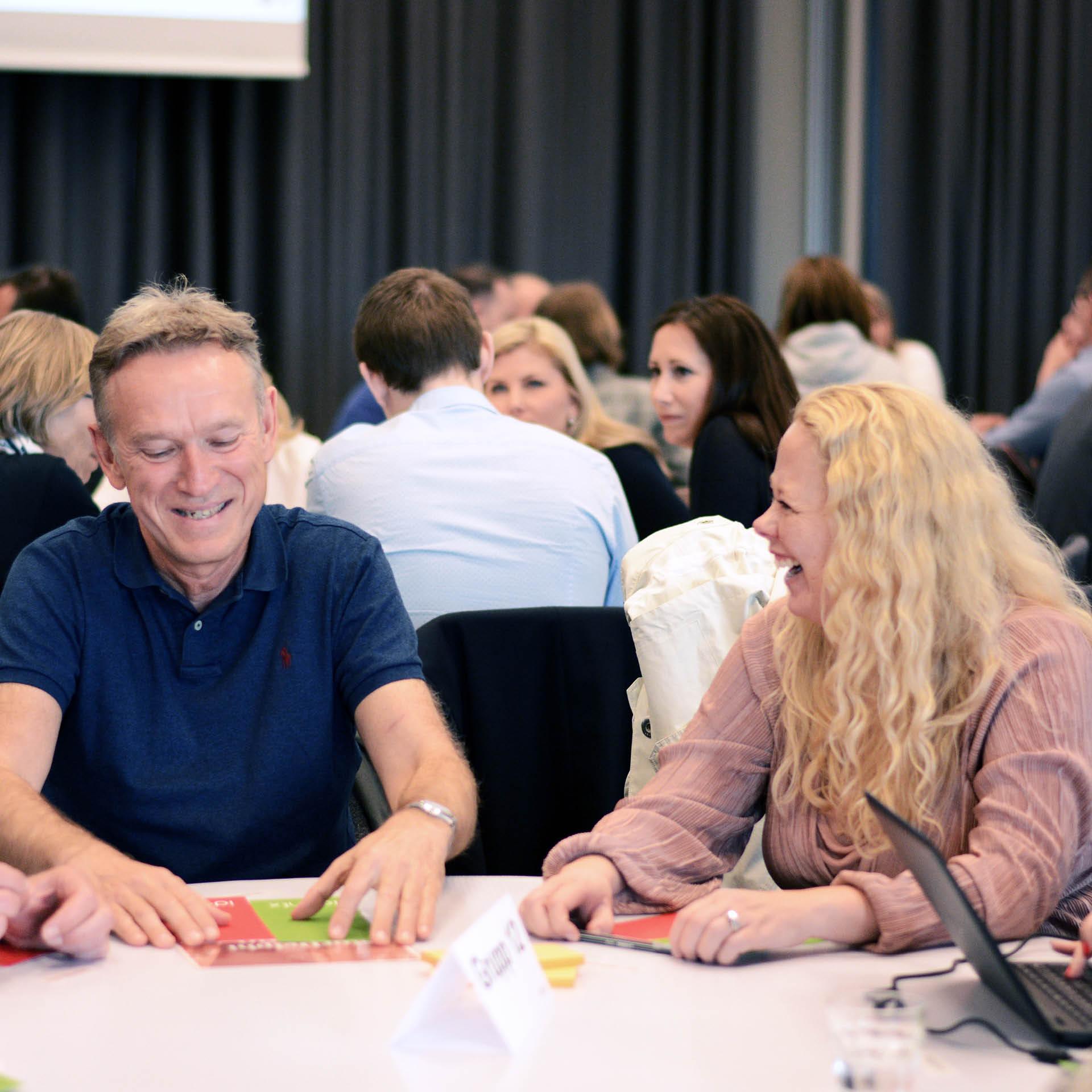Identx håller workshop med Delphi, affärsjuridisk byrå