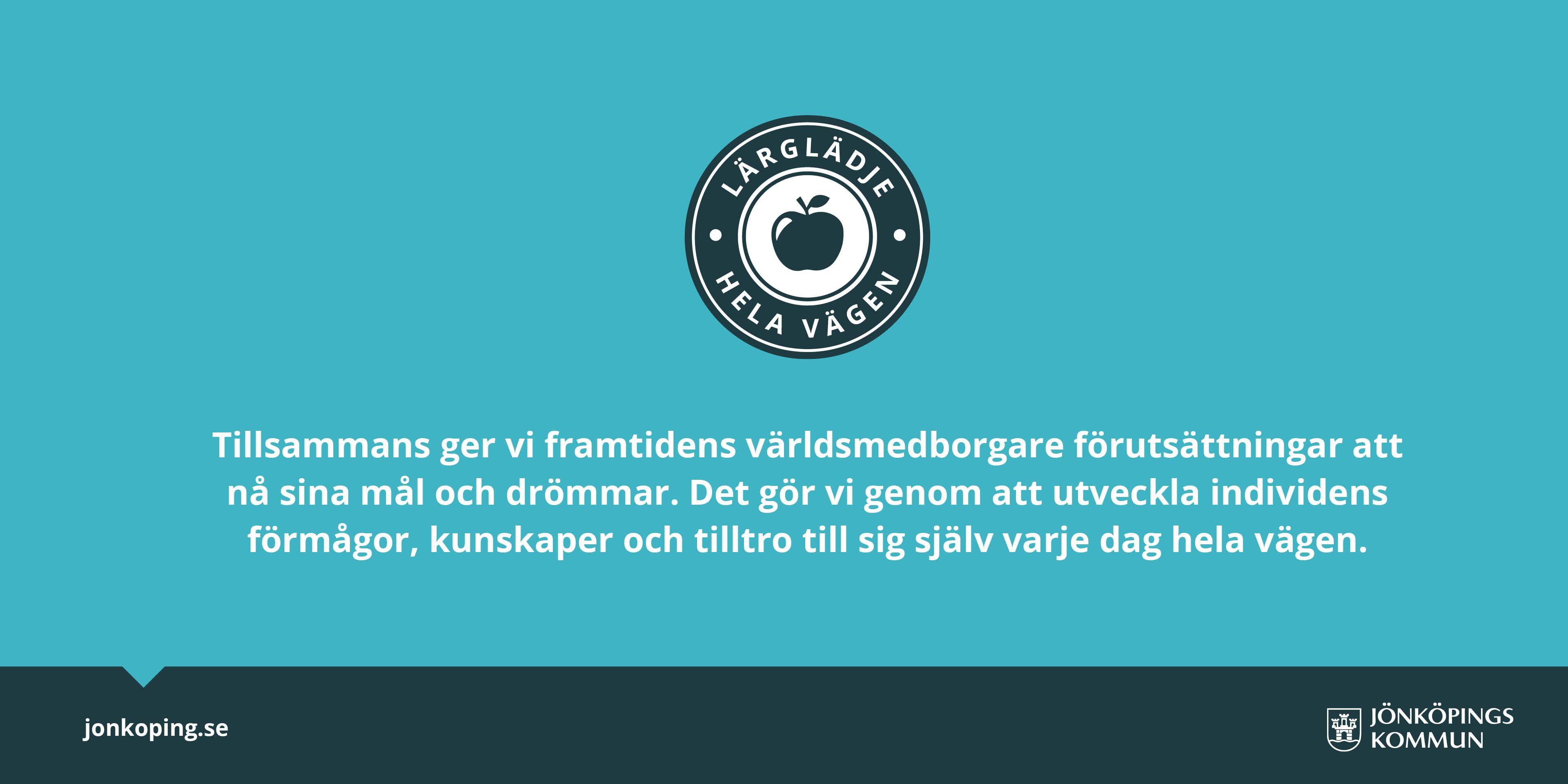 Identx har tagit fram en kommunikationsplattform åt Jönköpings utbildningsförvaltning