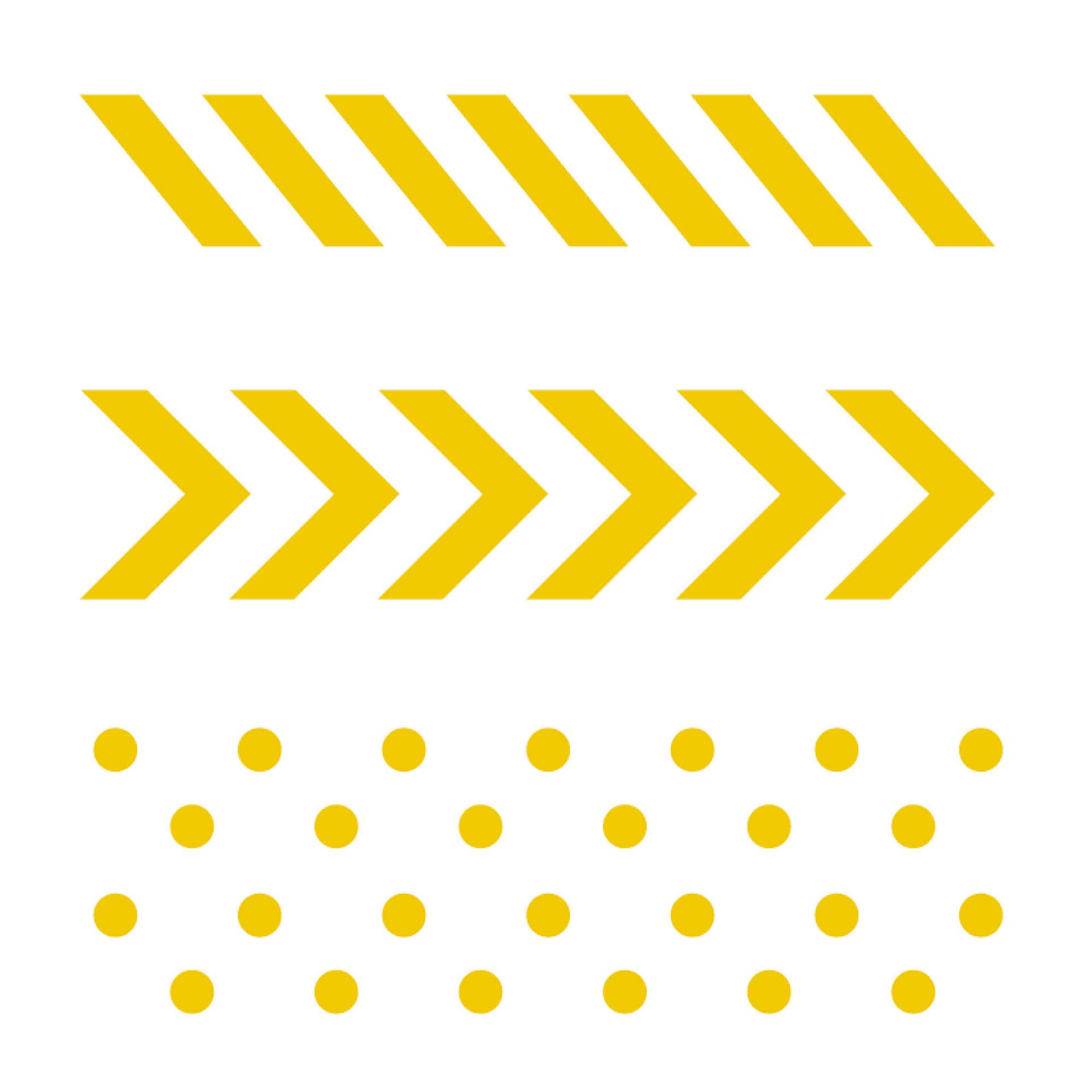 Mönster ur plasten Nässjös grafiska profil